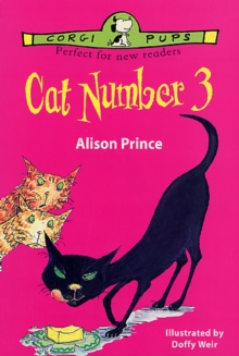 Cat Number Three, Paperback
