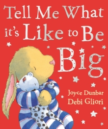 Tell Me What it's Like to be Big, Paperback Book