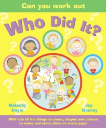 Who Did It?, Paperback
