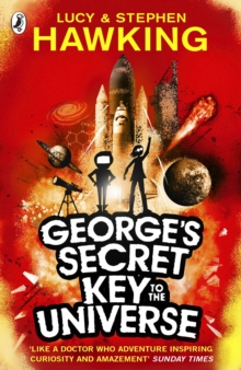 George's Secret Key to the Universe, Paperback Book