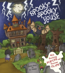 The Spooky Spooky House, Paperback