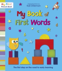 My Book of First Words, Paperback