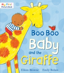 Boo Boo Baby and the Giraffe, Paperback