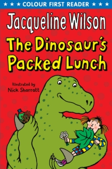 The Dinosaur's Packed Lunch, Paperback