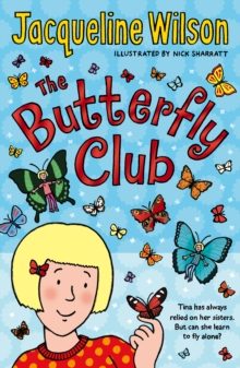 The Butterfly Club, Paperback Book
