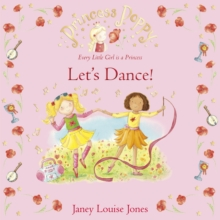 Princess Poppy: Let's Dance!, Paperback