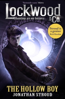 Lockwood & Co: the Hollow Boy, Paperback
