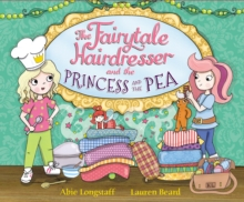 The Fairytale Hairdresser and the Princess and the Pea, Paperback Book
