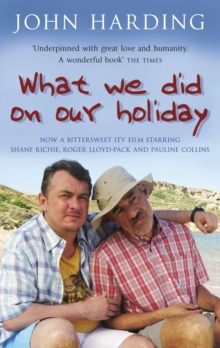 What We Did on Our Holiday, Paperback