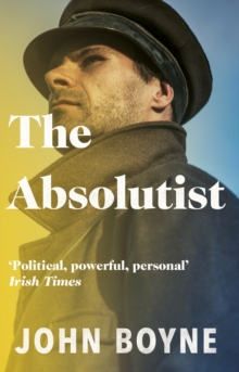 The Absolutist, Paperback Book