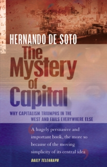 The Mystery of Capital, Paperback