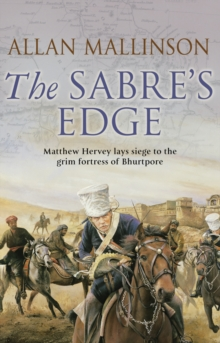 The Sabre's Edge : (Matthew Hervey 5), Paperback Book