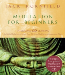 Meditation for Beginners, Hardback