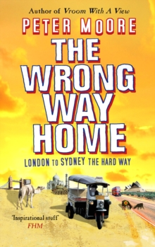 The Wrong Way Home, Paperback