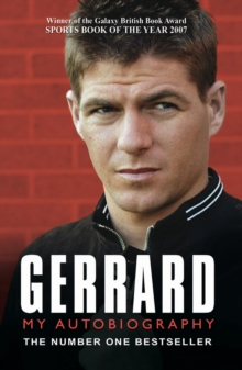 Gerrard : My Autobiography, Paperback