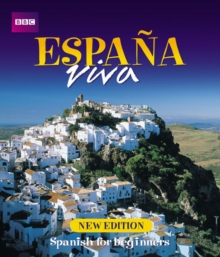 Espana Viva : Spanish for Beginners Coursebook, Paperback Book