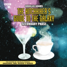 The Hitchhiker's Guide to the Galaxy : Secondary Phase, Other printed item Book