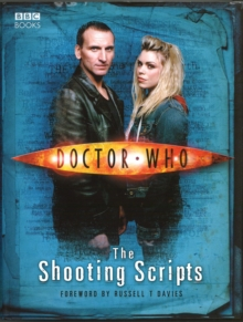 Doctor Who: The Shooting Scripts : Shooting Scripts, Hardback