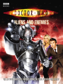 """Doctor Who"", Aliens and Enemies, Paperback Book"