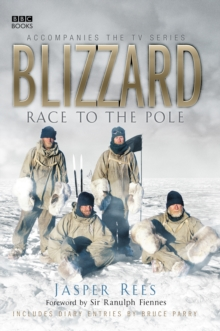 Blizzard : Race to the Pole, Hardback