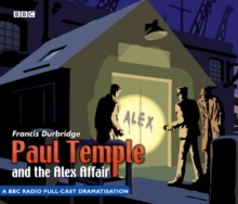 Paul Temple and the Alex Affair, CD-Audio Book