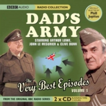 """Dad's Army"", the Very Best Episodes : Volume 1, CD-Audio"