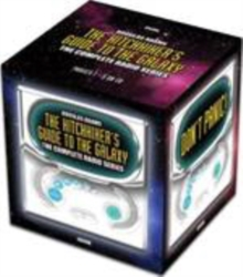 The Hitchhiker's Guide to the Galaxy, CD-Audio Book