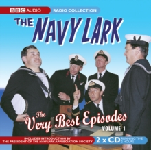 "The ""Navy Lark"", the Very Best Episodes : v. 1, CD-Audio Book"