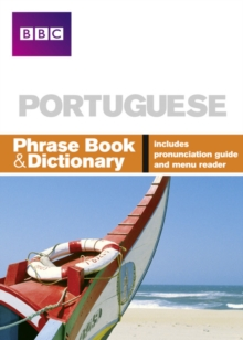"""BBC"" Portuguese Phrase Book and Dictionary, Paperback"
