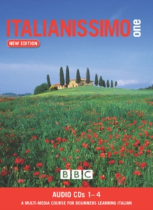 Italianissimo Beginners' : CD Pack, CD-Audio