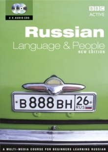 Russian Language and People, CD-Audio