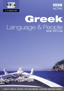Greek Language and People, CD-Audio Book