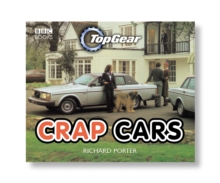 Crap Cars, Hardback Book