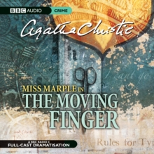 The Moving Finger, CD-Audio