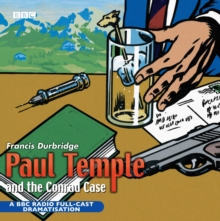 Paul Temple and the Conrad Case, CD-Audio