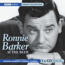 Ronnie Barker at the Beeb, CD-Audio