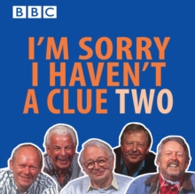 I'm Sorry I Haven't a Clue : Volume 2, CD-Audio Book