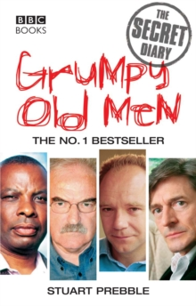 """Grumpy Old Men"" : The Secret Diary, Paperback Book"