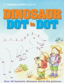 Natural History Museum Dinosaur Dot-to-dot, Paperback
