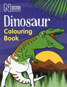 Dinosaur Colouring Book, Paperback Book