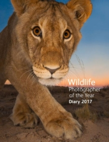 Wildlife Photographer of the Year Desk Diary 2017, Hardback