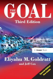 The Goal : A Process of Ongoing Improvement, Paperback Book