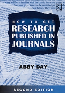How to Get Research Published in Journals, Paperback