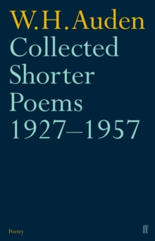 Collected Shorter Poems, 1927-57, Paperback