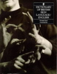 Dictionary of British Sign Language, Paperback Book