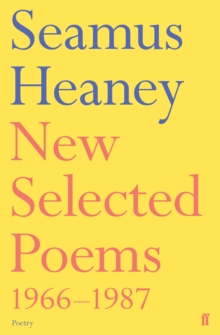 New Selected Poems 1966-1987, Paperback
