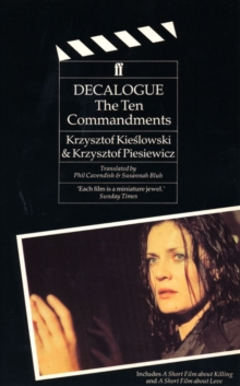 Decalogue : The Ten Commandments, Paperback