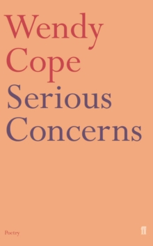 Serious Concerns, Paperback