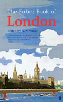 The Faber Book of London, Paperback