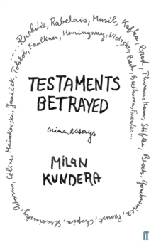 Testaments Betrayed, Paperback Book